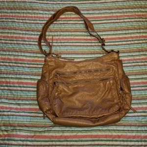 Bueno brown purse